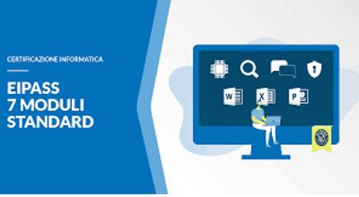 Corso online + Certificazione Informatica Eipass 7 Moduli User
