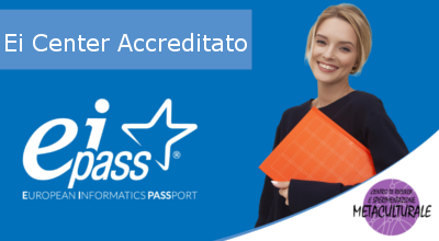 Metaculturale Ei-Center Accreditato EIPASS